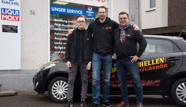 Auto-Shop Kirchhellen GmbH wird gegründet