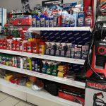 Auto-Shop Kirchhellen hat auch viele Pflegemittel für Polster, Reifen und Kunststoffe und vieles mehr