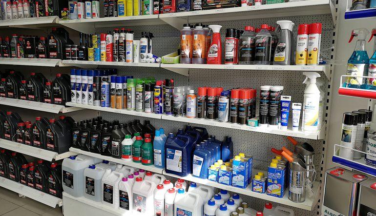 Eine große Auswahl an Zusatzstoffen für ihr Kfz
