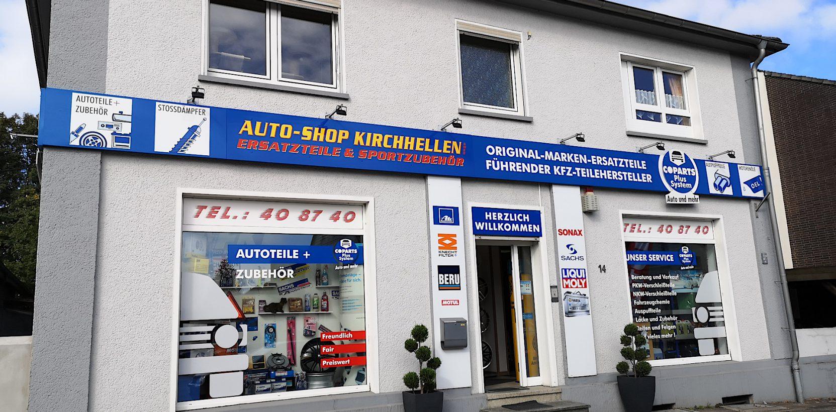 Auto-Shop Kirchhellen